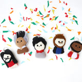 Chibi Queer Eye Plushie Keychains - Common Room PH