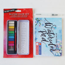 Load image into Gallery viewer, Watercolor Essentials by The Craft Central - Common Room PH