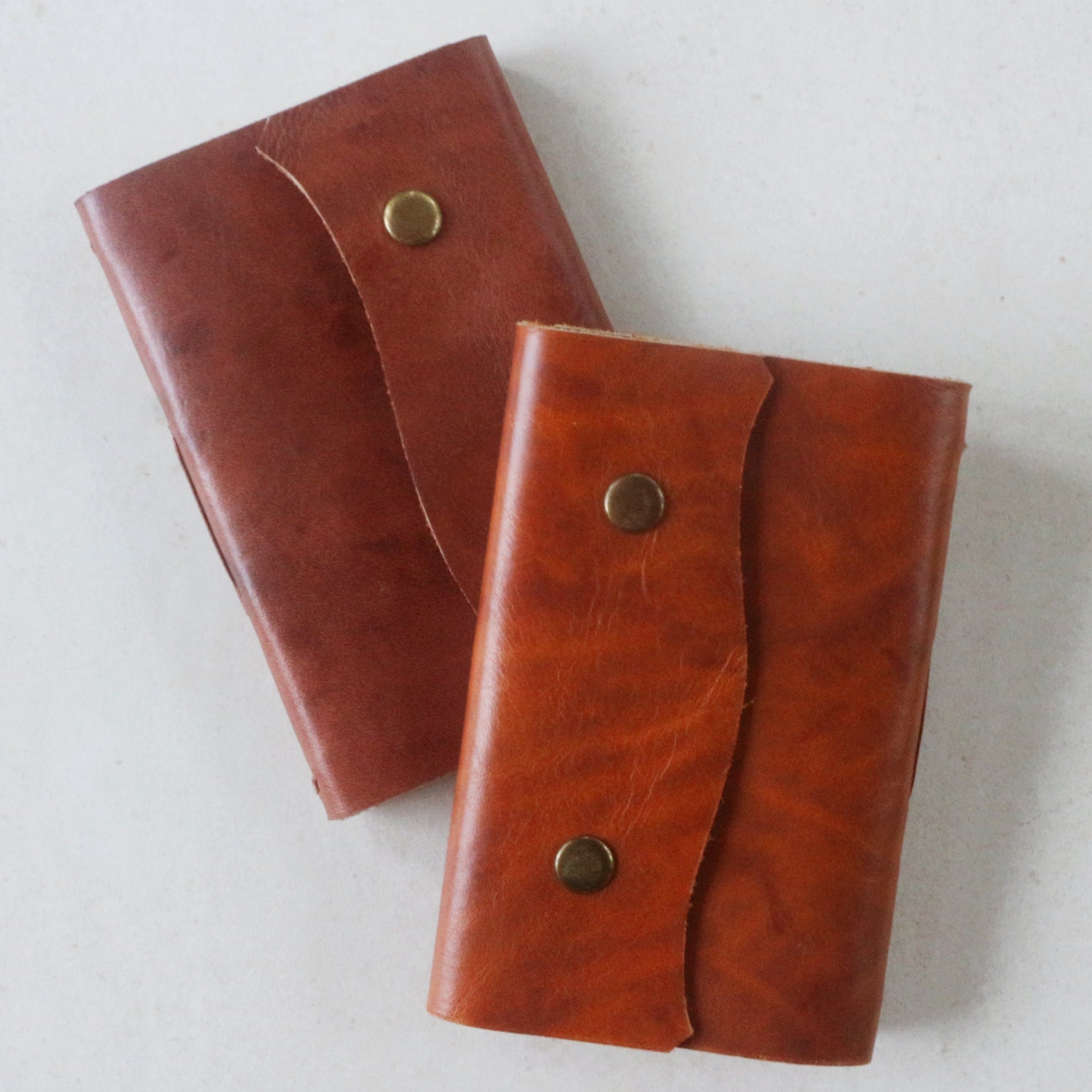 Small Leather Journal - Common Room PH