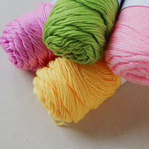 Milk Cashmere Cotton Blend Yarn - Common Room PH