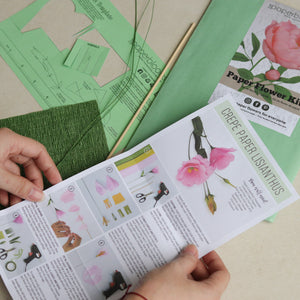 DIY Paper Flower Kit
