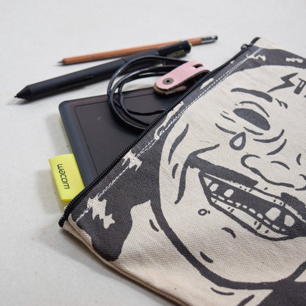 Canvas Pouch by Couch