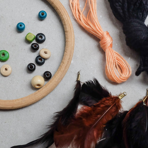DIY Dreamcatcher Kit