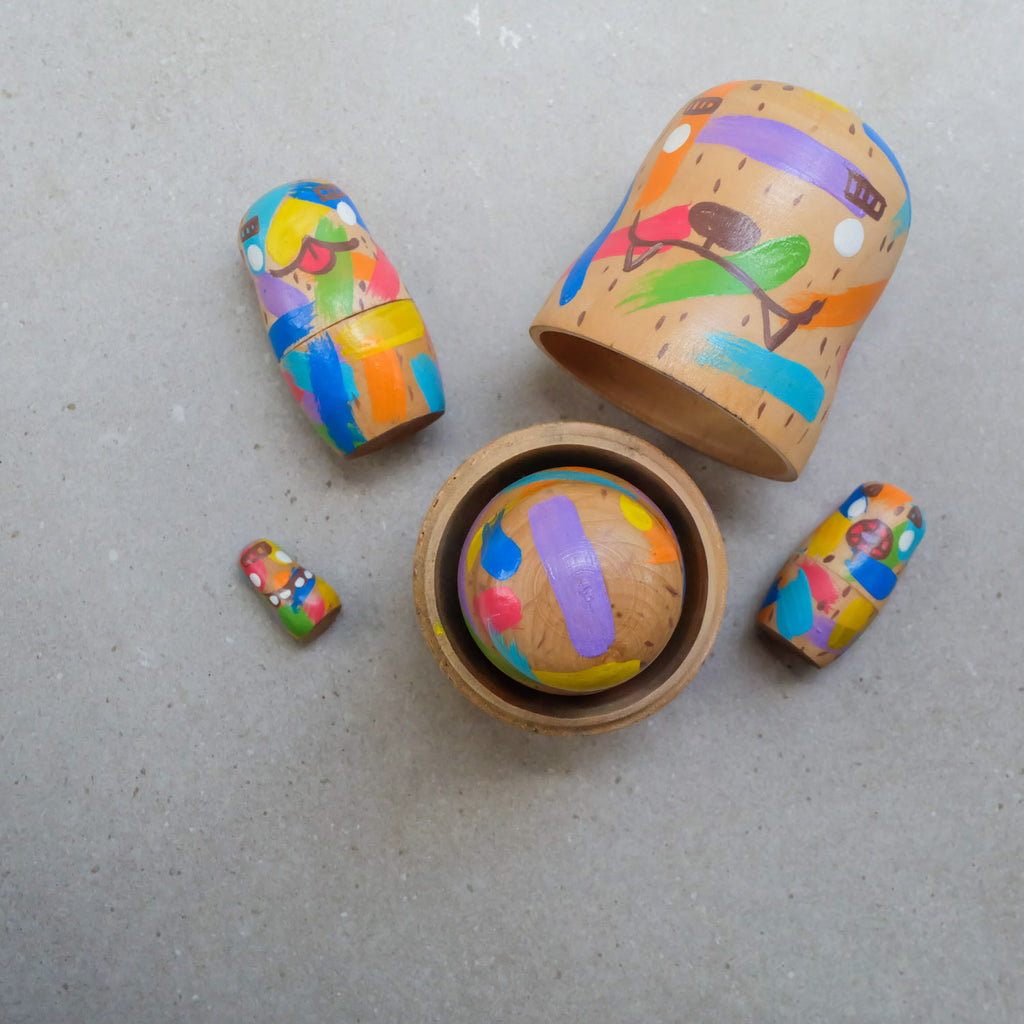 Matryoshka Doll Set - Common Room PH