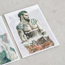 Load image into Gallery viewer, Postcards by Megan Diño