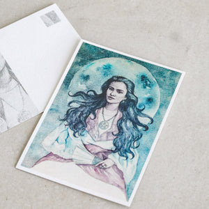 Postcards by Megan Diño
