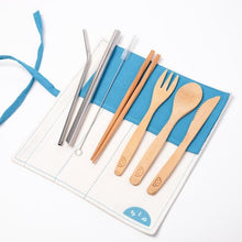 Load image into Gallery viewer, Burrito Cutlery Set - Common Room PH