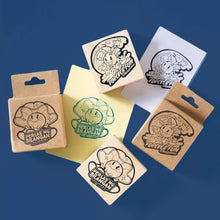 Load image into Gallery viewer, Wooden Stamps by Punchdrunk Panda