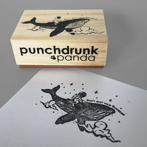 Wooden Stamps by Punchdrunk Panda