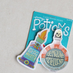 Potions Sticker Pack by Dear Darie