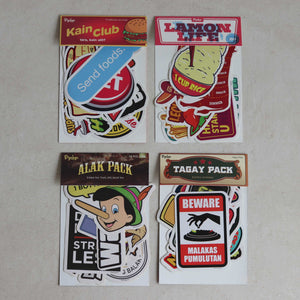 Diyalogo Sticker Packs - Food Series