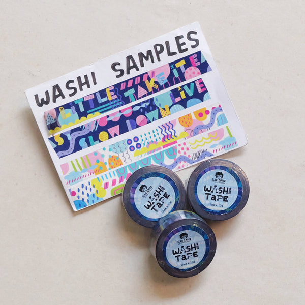 Washi Tapes by Ella Lama