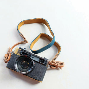 Gouache Camera Strap - Common Room PH