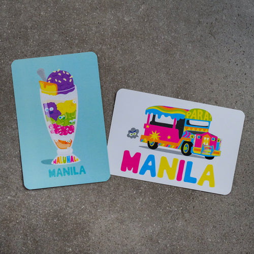 Manila Postcards - Common Room PH