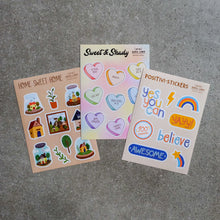 Load image into Gallery viewer, Sticker Sheets by Marie Lama - Common Room PH