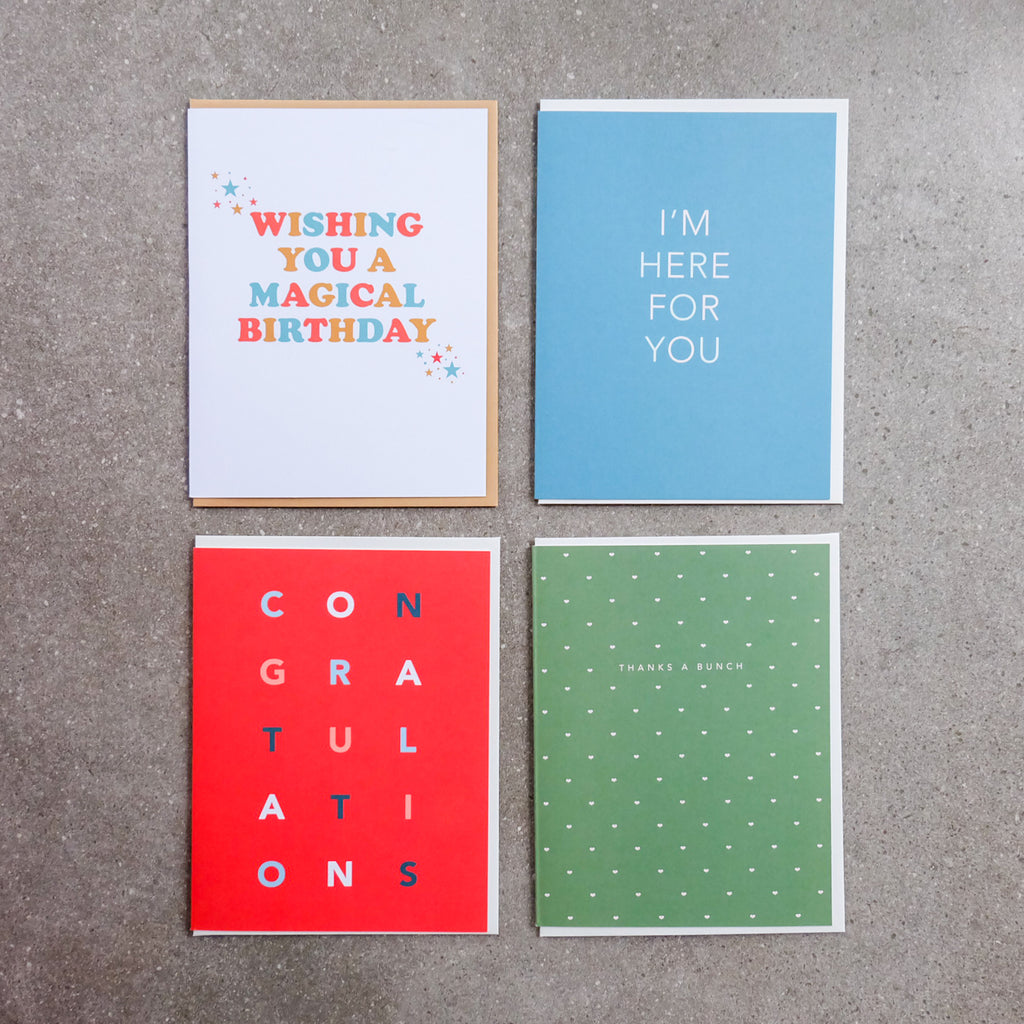 Greeting Cards - Common Room PH