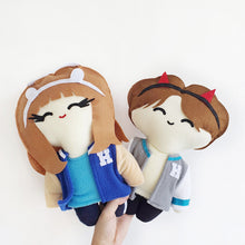 Load image into Gallery viewer, Chibi K-drama Dolls