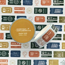 Load image into Gallery viewer, Everyday Explorers Washi Tapes - Common Room PH