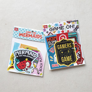 Fandom Feels Originals Sticker Packs - Common Room PH