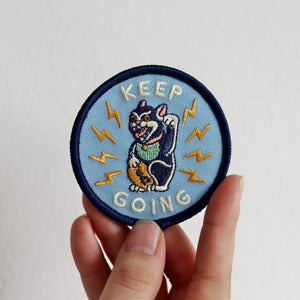 Patches by Fine Time Studios