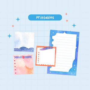 Printable Memopads by Sabgeid - Common Room PH