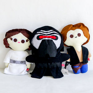 Chibi Star Wars Plushies