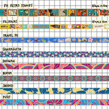 Load image into Gallery viewer, Ink Scribbler Washi Tapes - Common Room PH