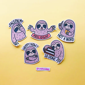 Studio Haebi Sticker Packs - Common Room PH