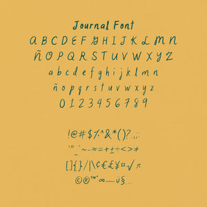 Lui Writes Font Series - Common Room PH