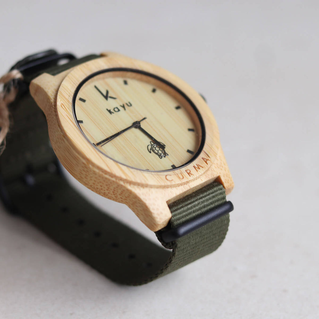 Kayu Wooden Watches