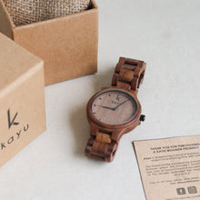 Load image into Gallery viewer, Kayu Wooden Watches