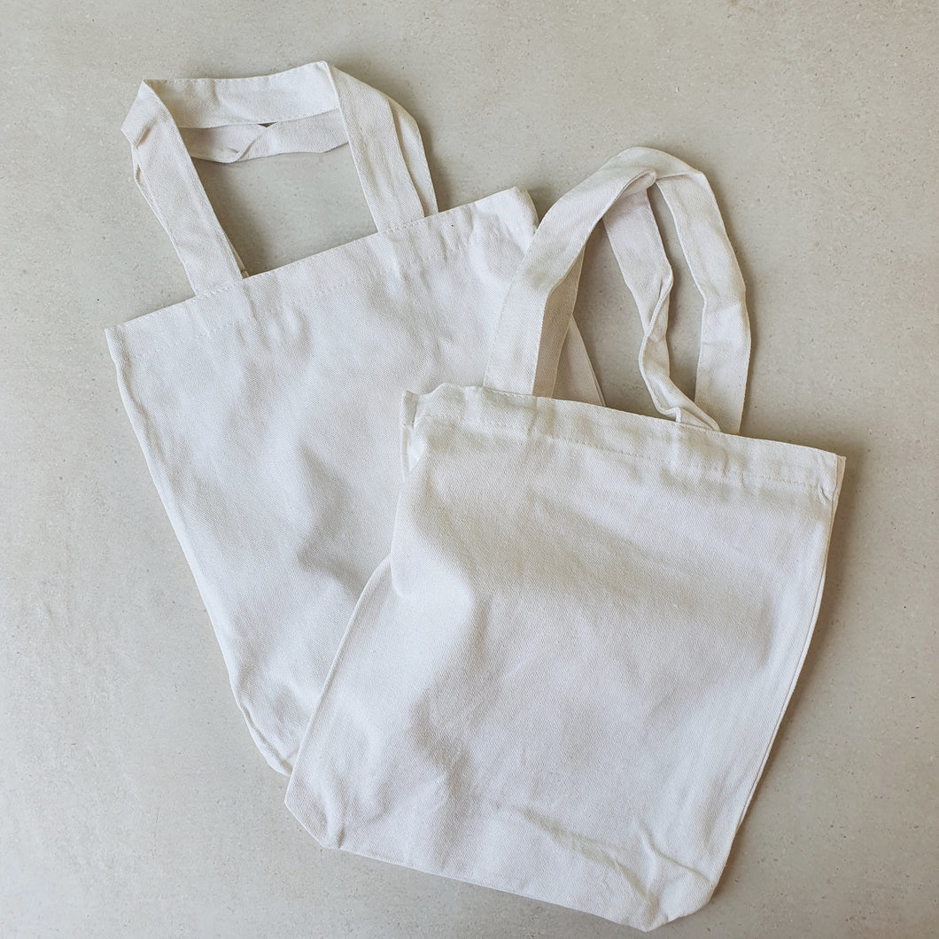 Blank Canvas Tote Bag - Common Room PH