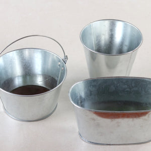 Tin Can Pots - Common Room PH