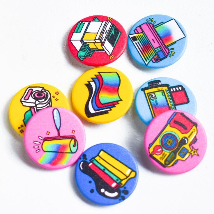 MAKO Self-Publish Together Pins - Common Room PH