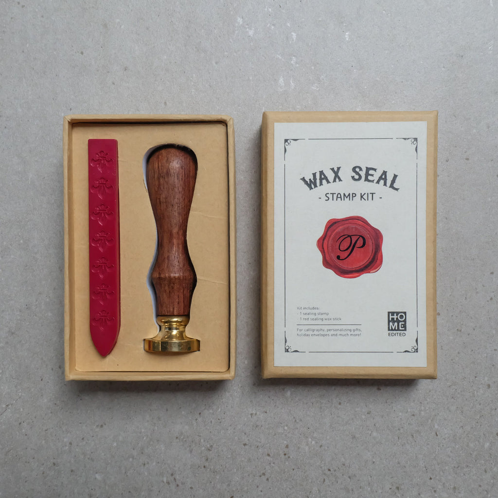 Wax Steal Stamp Kit