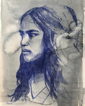 Load image into Gallery viewer, Custom Graphite Portrait by Megan Dino - Common Room PH