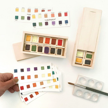 Load image into Gallery viewer, Handmade Watercolors - Set of 12 - Common Room PH