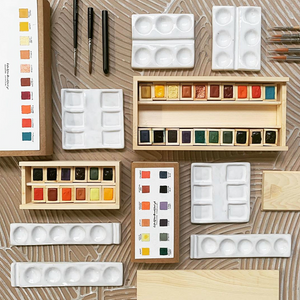 Handmade Watercolors - Set of 12 - Common Room PH