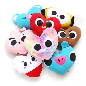 BT21 Plushie Pillows - Common Room PH