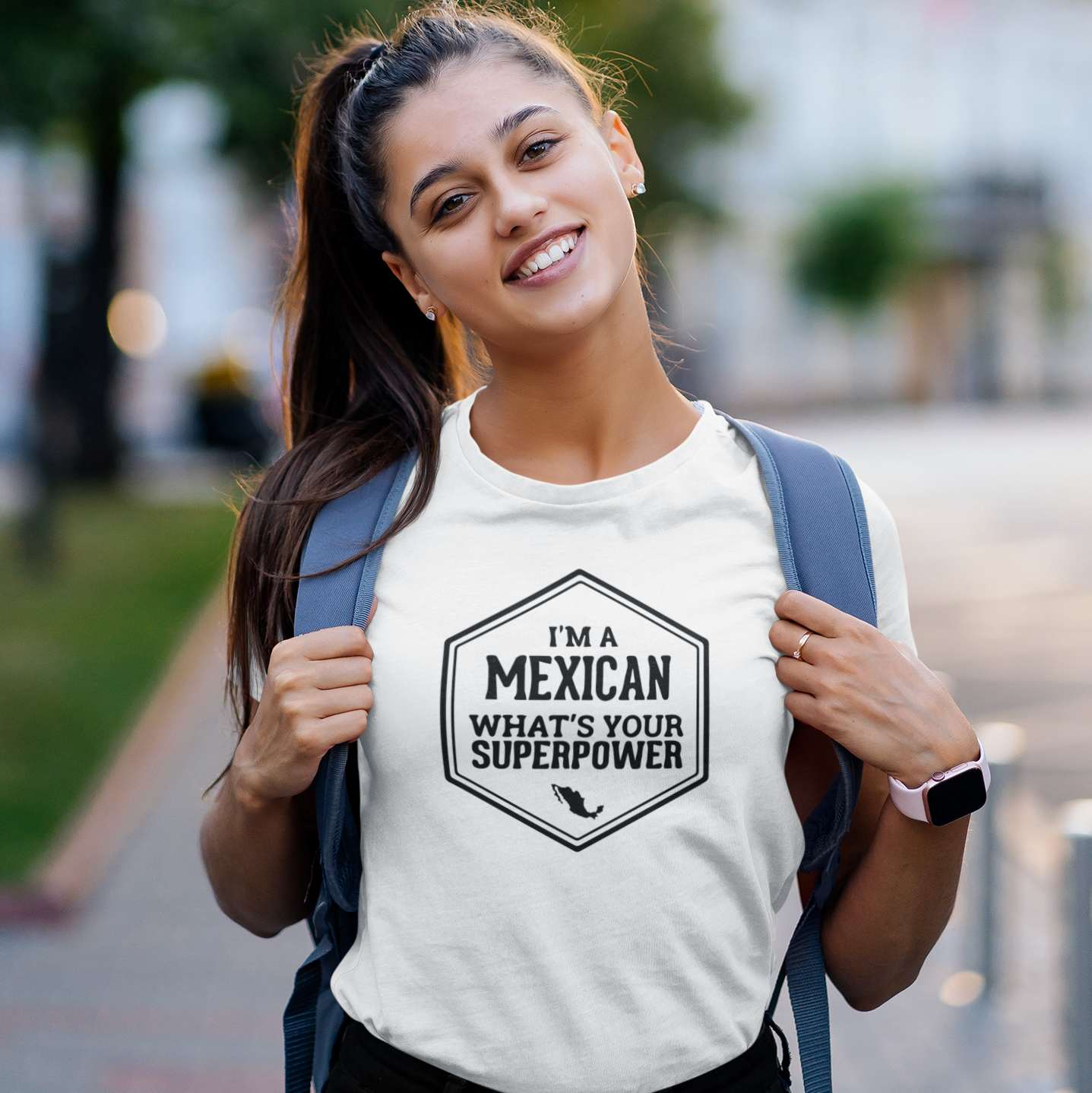 Mexican Superpower T-Shirt