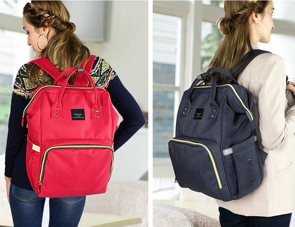 Backpack Diaper Bag Maternity Baby Clothes