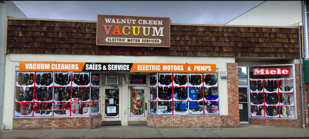 Walnut Creek Vacuum