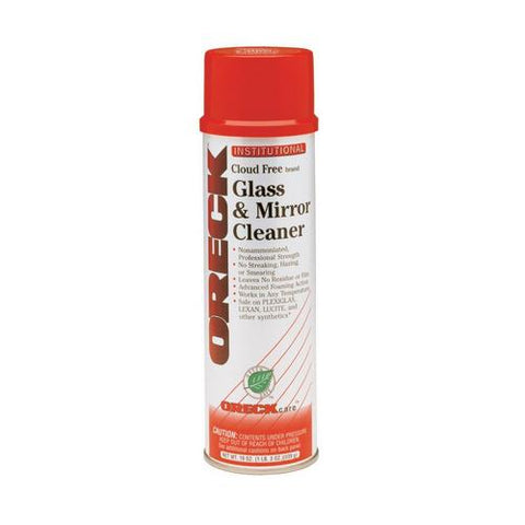 Oreck Cloud Free Glass and Mirror Cleaner