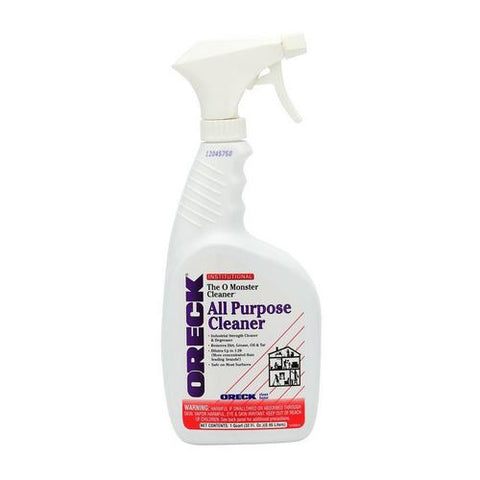 Oreck O Monster Cleaner - All Purpose Cleaner