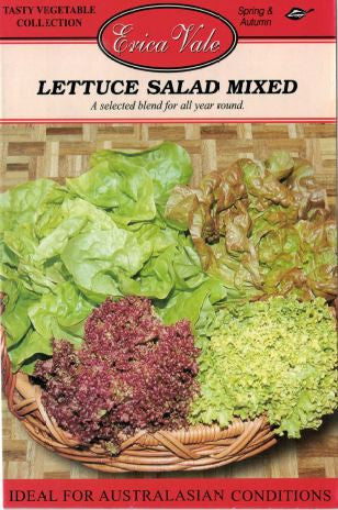 Lettuce Salad Mixed