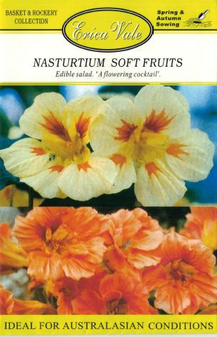 Nasturtium Soft Fruits