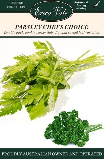 Parsley Chefs Choice