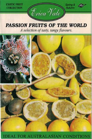 Passionfruits of the World