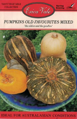 Pumpkin Old Favourites Mixed