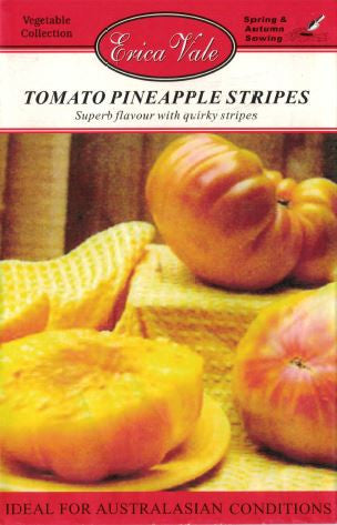 Tomato Pineapple Stripes
